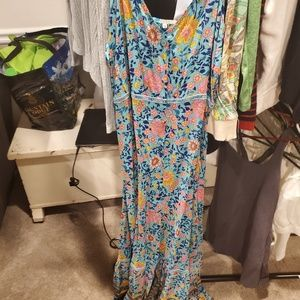 Look alike spell and gypsy boho dress, sz XL, NWOT